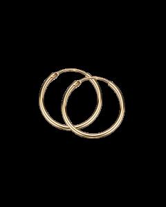 Scrouples 8 Karat Guld Øreringe 10143
