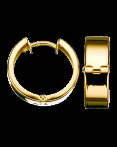 8 Karat Guld Øreringe fra Scrouples 12653