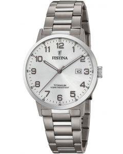 Herreur fra Festina - 20435/1 Titanium