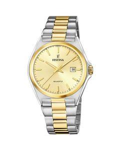20554/3 fra Festina - Flot Herreur Classic Date