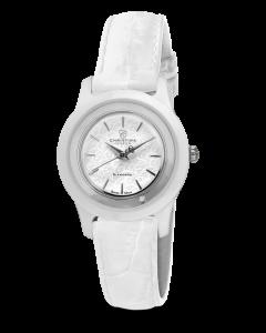 Christina Watches 306SWW - Diamond Ceramic dameur