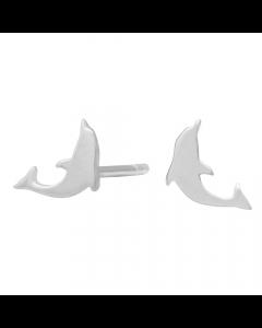 Nordahl Andersen Delfin Børneørestikker i Sterling Sølv