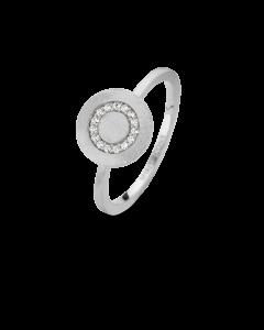 Iris Sterling Sølv Ring fra Spirit Icons S53061