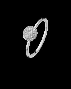 Grace Sterling Sølv Ring fra Spirit Icons S53041-H
