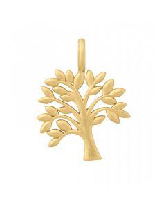 Tree Of Life Forgyldt Sølv Vedhæng fra byBiehl 7-2501-GP