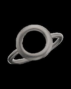 Rhodineret Sølv Ring fra Scrouples 713362