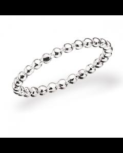 Scrouples Pige Sølv Ring 717322