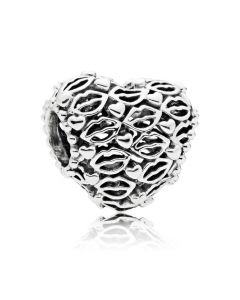 Pandora Sølv Charm Love & Kisses 796564