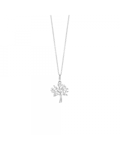 Nordahl Andersen Tree Halskæde i Sterling Sølv 825756