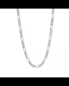 Nordahl Andersen Figaro Sterling Sølv Halskæde 825771