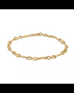 Nordahl Andersen Infinity 8 Karat Guld Armbånd 8820833