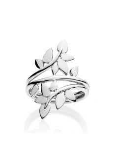 Poetry Sterling Sølv Ring fra Izabel Camille A4091SWS