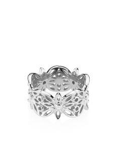 Izabel Camille Blossom Ring i Sterling Sølv A4135SWS