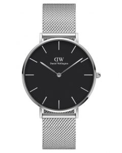 Daniel Wellington Ur 36 MM Petite Sterling Black ADW00100304