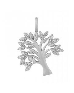 Tree Of Life Sterling Sølv Vedhæng fra byBiehl 7-2502A-R