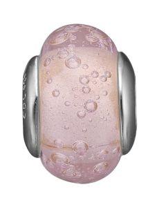 Christina Watches Bubbly Pink Charm i Forgyldt Sølv