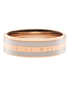 Desert Sand Rosa Guld Double Ring fra Daniel Wellington