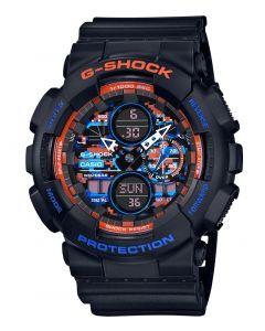 Stilfuldt G-Shock herreur fra Casio - GA-140CT-1AER