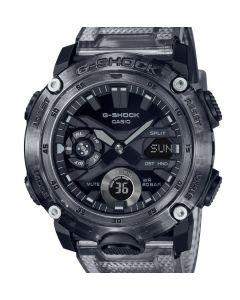 Casio GA-2000SKE-8AER - G-Shock herreur