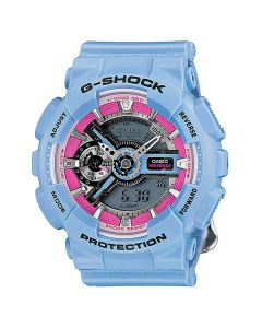 Dameur fra Casio - GMA-S110F-2AER G-Shock