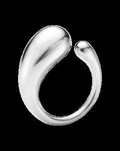 Georg Jensen Mercy Large Ring i Sterling Sølv 10015120H