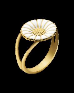 Marguerit Forgyldt Sølv Ring fra Georg Jensen 3557400H