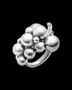 Georg Jensen Moonlight Grapes Medium Sterling Sølv Ring