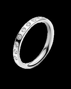 Georg Jensen Magic 18 Karat Hvidguld Ring 3569900H