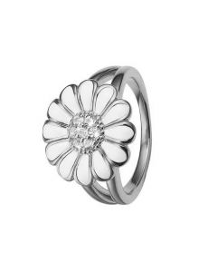 Marguerit Sterling Sølv Ring fra Christina Watches